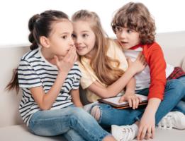 Gossip in Children