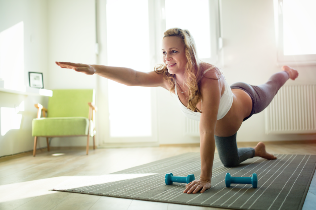 Staying Fit When You're Expecting