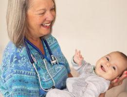 Jean Clark Baby Nurse