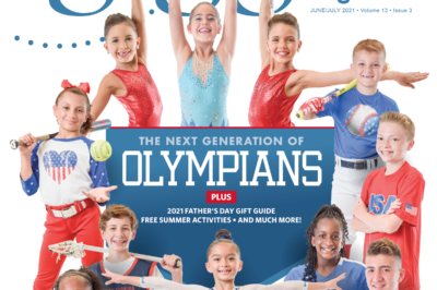 Giggle Magazine June/July 2021